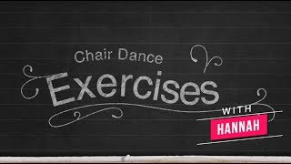 KLS Chair Dance exercises with Hannah