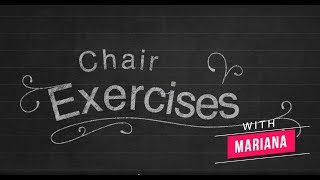 Chair Exercises with Mariana