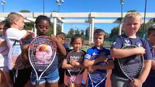 Rackets Cubed Fundraiser 2019